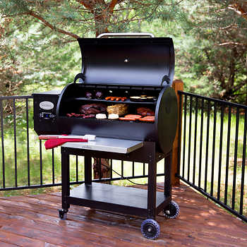best gas and charcoal combo grill 2019